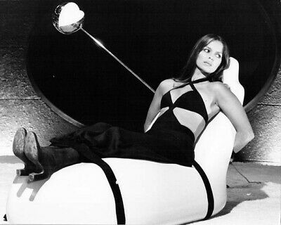$ CDN22.65 • Buy Barbara Bach Is Strapped To Chair The Spy Who Loved Me 11x14 Inch Photo