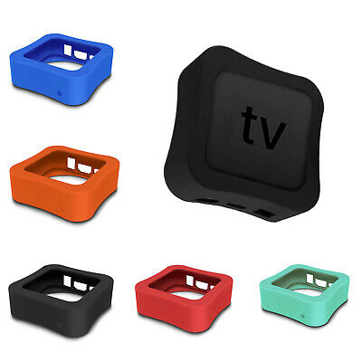 £7.98 • Buy Silicone  Protective Case Cover Kit For Media TV 2021 Set Top Box/Remote Control