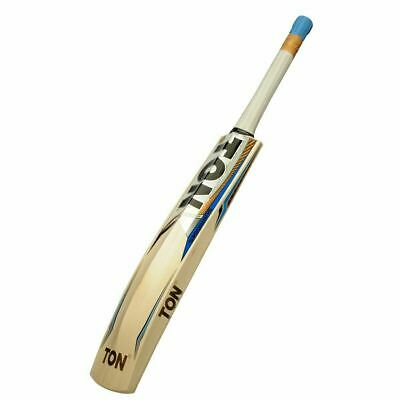 £118 • Buy SS TON English Willow Cricket Bat (Free Extra Grip, Bat Cover Included) Men SIZE