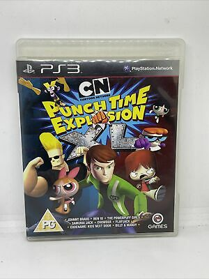 £19.99 • Buy PS3 CN PUNCH TIME EXPLOSION XL Cartoon Network, PG PlayStation 3
