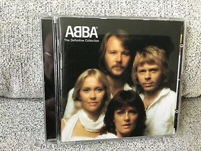 £0.99 • Buy Abba The Definitive Collection Two CDs 70s 80s