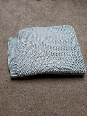 £5 • Buy Large Knit Ikea Throw Size Double