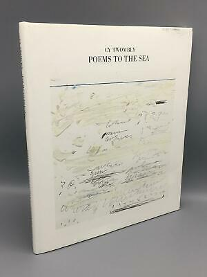 £314.18 • Buy Twombly, Cy; Cy Twombly: Poems To The Sea; Hardcover; Schirmer/Mosel Verlag Gmb