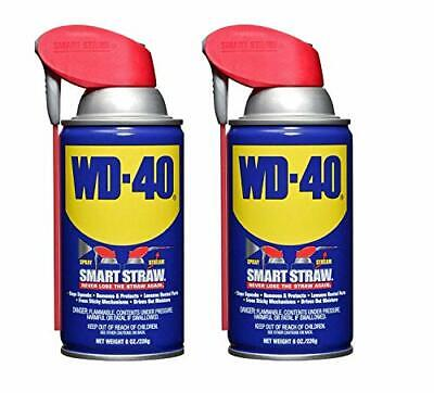 $ CDN33.16 • Buy WD-40 110057 Multi-Use Product Spray With Smart Straw, 8 Oz. (Pack Of 2)