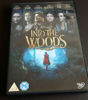 £2.29 • Buy Into The Woods DVD