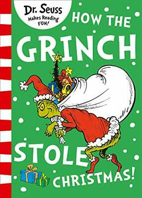 £8.49 • Buy How The Grinch Stole Christmas! (Pb Om) By Seuss, Dr. Book The Cheap Fast Free