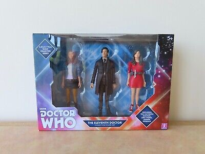 £40 • Buy Character Doctor Who 11th Dr 5  Action Figure B&M Set - Amy Pond, Oswin Oswald