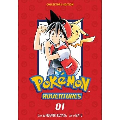 AU27 • Buy Pokemon Adventures Collector's Edition Graphic Novel Vol. 1 - Loot - BRAND NEW