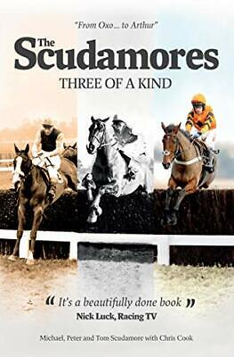 £10.99 • Buy The Scudamores: Three Of A Kind By Chris Cook Book The Cheap Fast Free Post