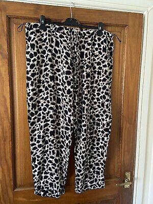 £2.50 • Buy Leopard Print Summer Tousers George