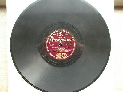 £4.99 • Buy Jimmy Shand & Band-Gay Gordons/Waltz Country Dance-Parlophone F3397 10  78rpm