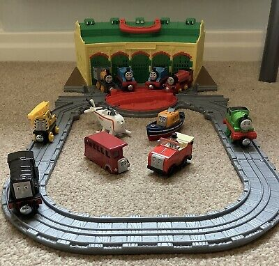 £9.99 • Buy Toy Tidmouth Sheds Thomas And Friends Collectible Railway Track With Engine