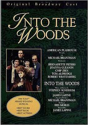 £10.61 • Buy Into The Woods (DVD) NEW