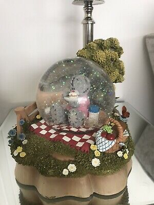 £29.99 • Buy Me To You Summer Sunshine Large Snow Globe Ornament Limited Edition 2009