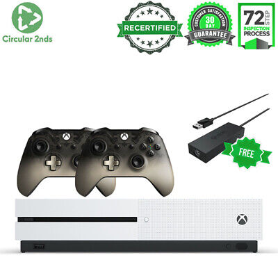AU379 • Buy Microsoft Xbox One S 500gb Gaming Console Controller Video Game 4k Ultra Hd Dvd