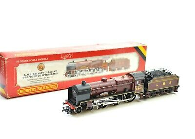 £59.95 • Buy Hornby R 357 4-6-0 Lms Patriot Class 5xp Duke Of Sutherland