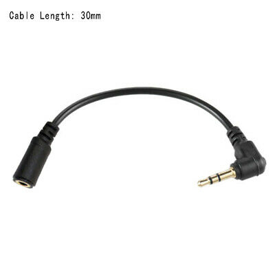£2.89 • Buy 4Pole1/8inch TRRS Female To 3Pole TRS Male Jack Headset Microphone Adapter P