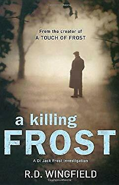 £4.96 • Buy A Killing Frost Hardcover R. D. Wingfield