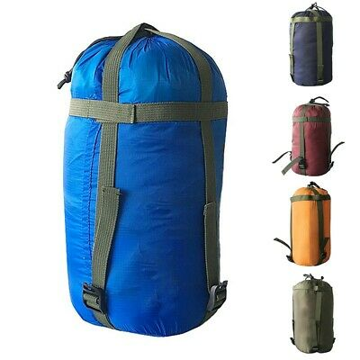 £6.48 • Buy Water-proof Compression Stuff Sack Outdoor Camping Sleeping Bag Storage Bag Case