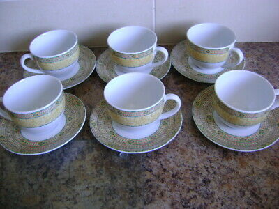 £18 • Buy Wedgwood Florence 6 Cups And Saucers