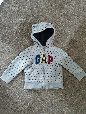 £0.99 • Buy Baby Gap Boys Hoodie 12-18 Fits 6+ Mths Good Condition