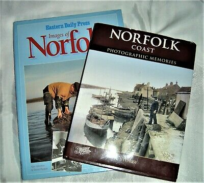 £8.99 • Buy Old Photos Of Norfolk – 2 Books