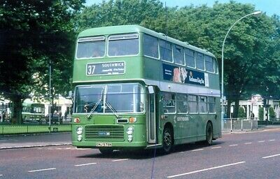£1.15 • Buy Bus Photo Southdown Photograph Of A Bristol Vr 578 Picture In Brighton Gnj578n.