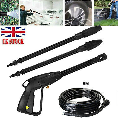 £29.99 • Buy For Car High Pressure Washer Spray Gun Water Lance Trigger Jet Wash With Nozzle