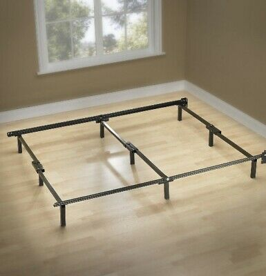 $ CDN85 • Buy Zinus Universal Adjustable Steel Bed Frame - Fits Full To Kung Size