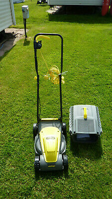 £20 • Buy Challenge Lawnmower 31cm - Corded 1000W - Used Once