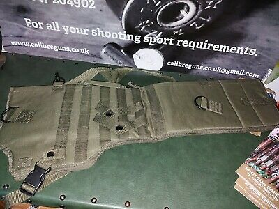 £19.99 • Buy Airsoft Shotgun Tactical Green Scabbard Case New In Bag