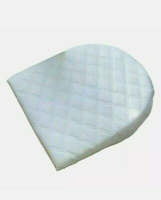 £10 • Buy 2 X Baby Wedge Pillow Anti Reflux Colic Cushion For Pram Crib Cot Bed