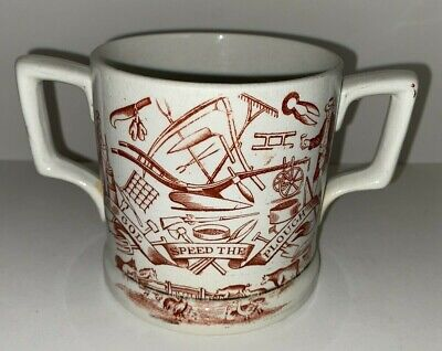 £25 • Buy Vintage.Cider. Mug. Loving Cup. Speed The Plough. Farmers Arms