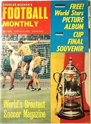 £2 • Buy May 1969  Charles Buchan's Football Monthly