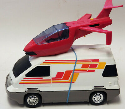 $36.95 • Buy MASK Slingshot RV & Jet 1986 M.A.S.K. Kenner CIB Ace Riker Parts Or Repair Only