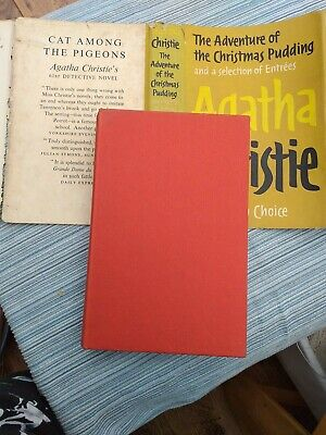 £5 • Buy Agatha Christie The Adventures Of The Christmas Pudding 1960s 2nd Impression...
