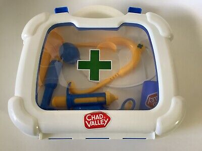 £4 • Buy Chad Valley Doctors Toy Play Set In Case. Pretend Play Toy Set.