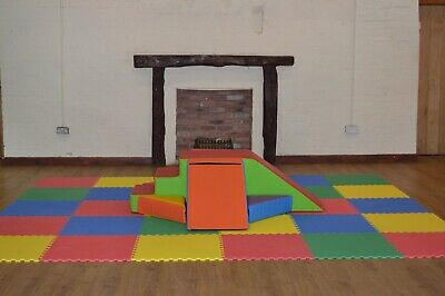 £350 • Buy Commercial Soft Play Pyramid / Shape