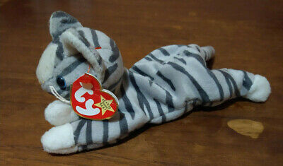£0.99 • Buy Vintage Ty Beanie Babies Prance The Cat 1997 Retired Good Hardly Used Condition