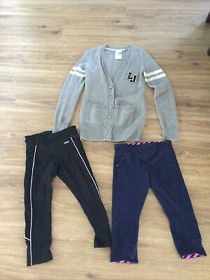 AU0.99 • Buy Lorna Jane X3 Leggings And Jumper S And Xs