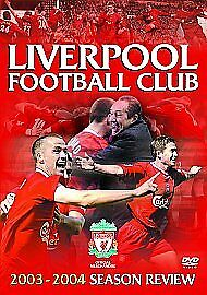 £14.49 • Buy Liverpool - End Of Season Review 2003/2004 (DVD, 2004)