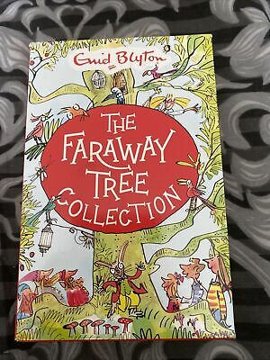 £9.99 • Buy The Magic Faraway Tree Collection 4 Books Box Set By Enid Blyton (2017,...