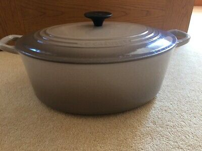 £140 • Buy Le Creuset large Oval Casserole Dish With Lid. 31 X 24cm X 12 Deep.