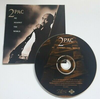 £2.99 • Buy 2Pac - Me Against The World 1995 💿 CD