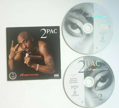 £2.99 • Buy 2Pac - All Eyez On Me 1995 CD Death Row Records Interscope Dr Dre