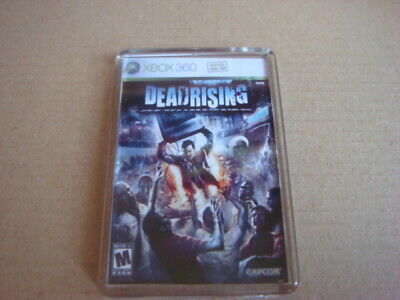 £1.50 • Buy Xbox 360  Dead Rising  Cover Fridge Magnet With Stand