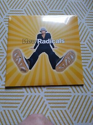 £75 • Buy Maybe You've Been Brainwashed Too New Radicals Vinyl Lp