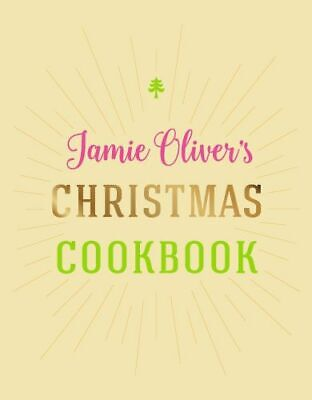 AU38.95 • Buy NEW Jamie Oliver's Christmas Cookbook By Jamie Oliver Hardcover Free Shipping