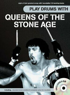 £16.99 • Buy  Queens Of The Stone Age  (Play Dr... By QUEENS OF THE STONE Mixed Media Product