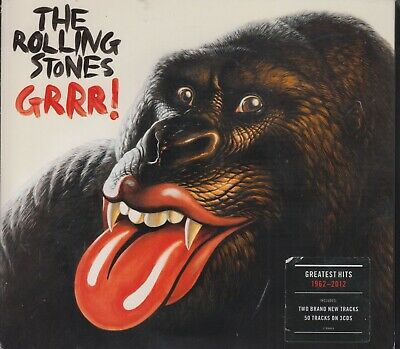 £13.67 • Buy The Rolling Stones 3 CD Set Grrr! Incl: She Was Hot, Miss You, Angie 2012